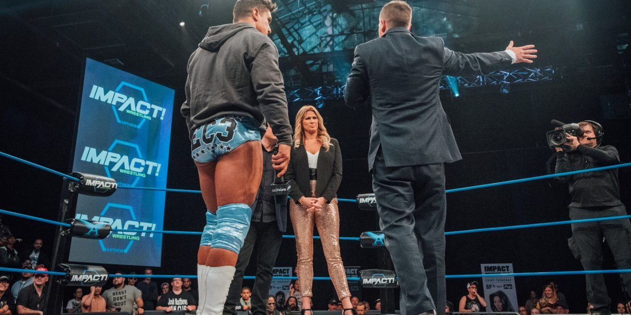 Impact Wrestling on Pop TV Results & Review (March 23)