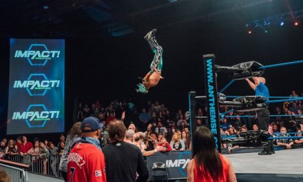 Impact Wrestling on Pop TV (March 30) Results & Review
