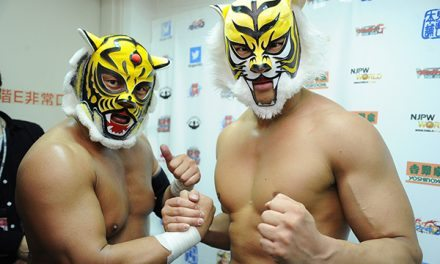 New Japan Road (March 1) Results & Review: Korakuen Burnout