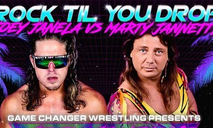 Mania Weekend Road of Insanity Day 1: EVOLVE 80 and Joey Janela's Spring Break