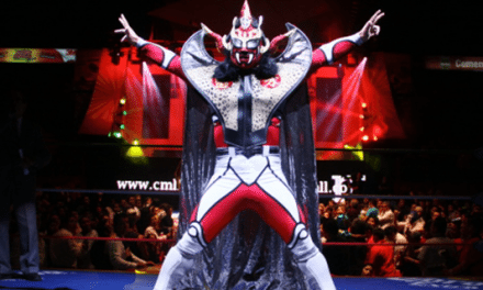 In Praise of Jushin Thunder Liger