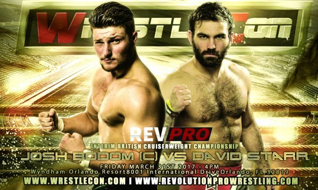 RevPro Live in Orlando (March 31) Results & Review
