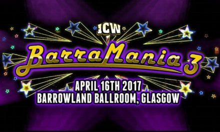 ICW BarraMania 3 Results & Review