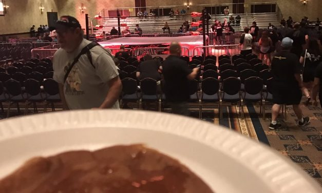 Mania Weekend Road of Insanity Day 3: Pancakes and Piledrivers, Women's Supershow, and CZW