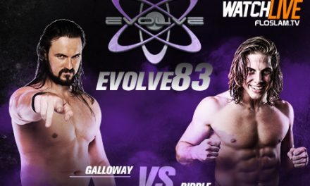 EVOLVE 83 Results & Review: A House Divided and EVOLVE's Identity Crisis
