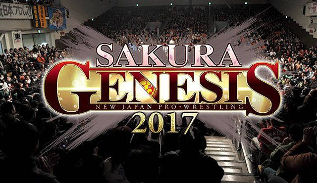 NJPW Sakura Genesis 2017 Results & Review
