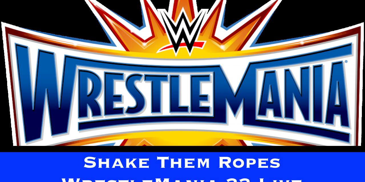 Lanza & McCarron's WWE WrestleMania Review + Almas, Nakamura & more!