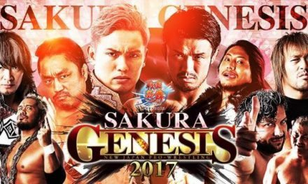 VOW Flagship: NJPW Sakura Genesis 2017 with Mike Sempervive