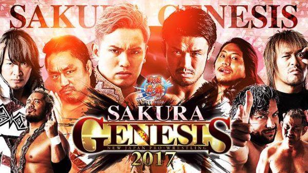 VOW Flagship: NJPW Sakura Genesis 2017 with Mike Sempervive