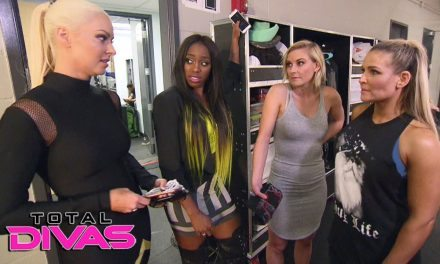 "Total Divas (S6 E11 – ""The Draft"") Review"
