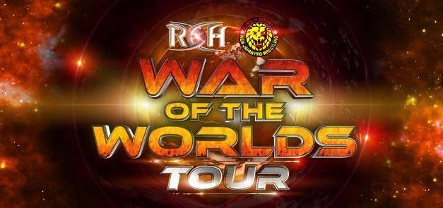 ROH & NJPW War of the Worlds PPV Preview & Predictions