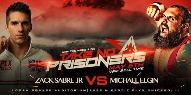 AAW Take No Prisoners (May 6) Results & Review