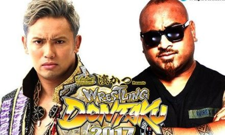 NJPW Wrestling Dontaku 2017 Results & Review