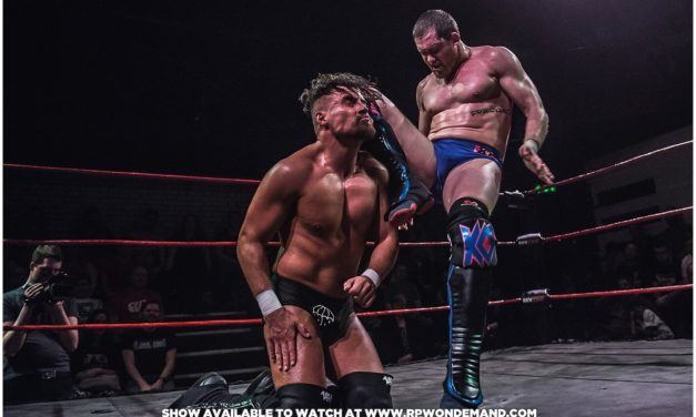 Revolution Pro Wrestling Live at the Cockpit 16 Results & Review