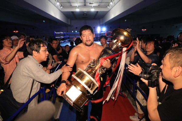 AJPW Champion Carnival Finals (April 30) Review