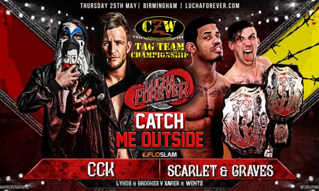Lucha Forever Catch Me Outside Results & Review