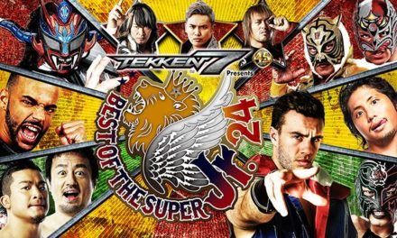 NJPW Best of the Super Juniors Night 8 (May 26) Results & Review