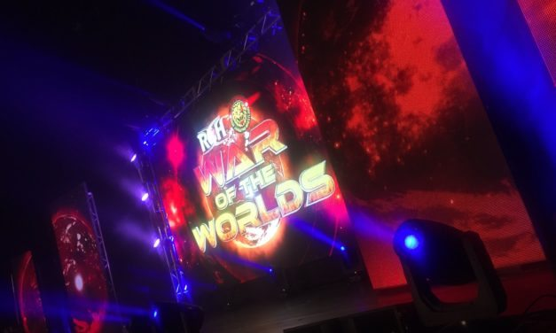 ROH/NJPW War Of The Worlds 2017: NYC Results & Review