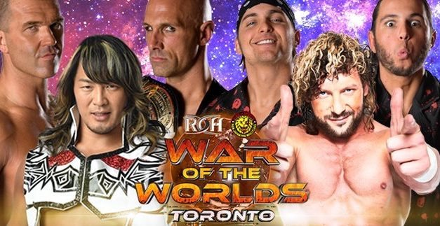 ROH/NJPW War Of The Worlds 2017: Toronto Preview & Predictions