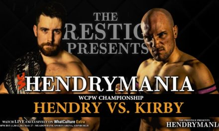WCPW Hendrymania Results and Review