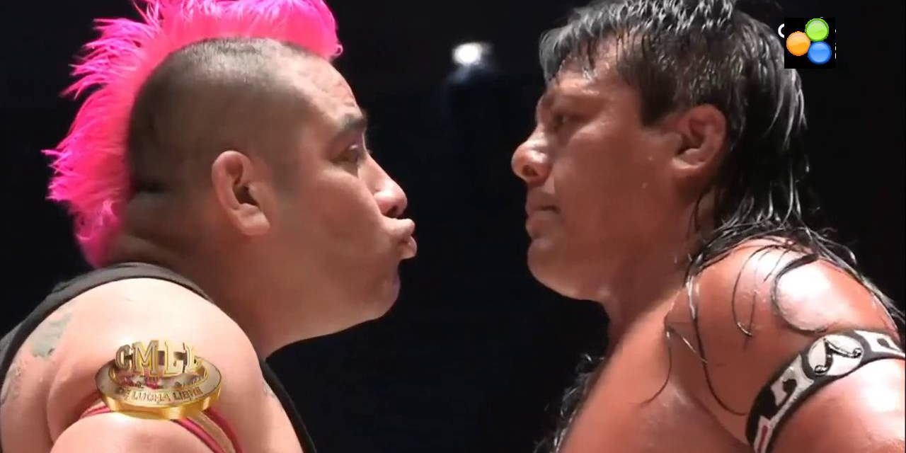 Maximo Sexy, Ultimo Guerrero & The Wildest Story of the Weekend