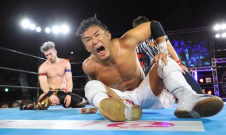 NJPW Best of the Super Juniors 2017 Final (June 3) Results & Review