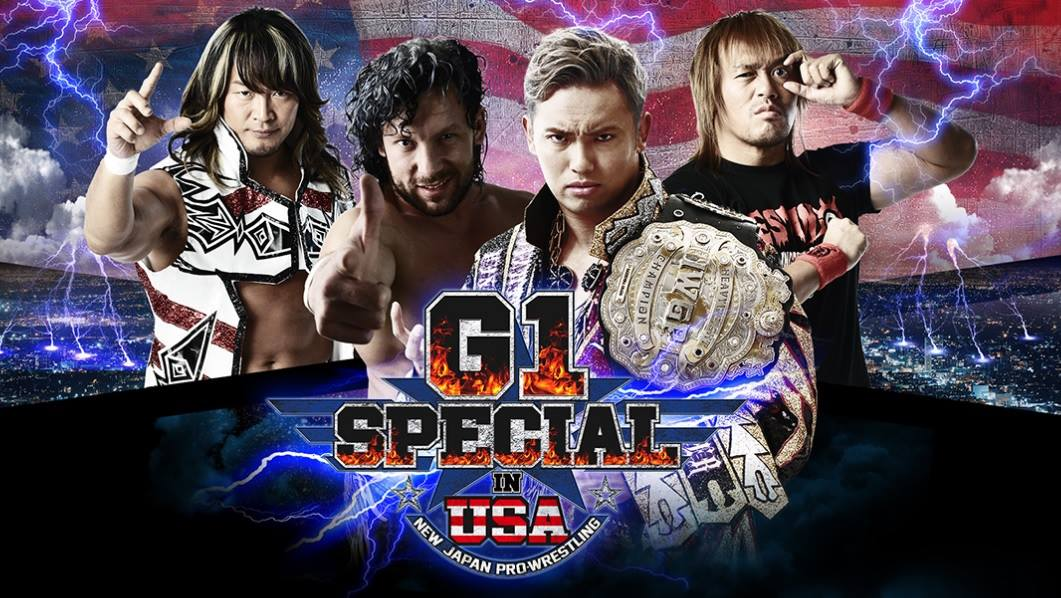 NJPW G1 Special in USA (Night 1) Preview & Predictions