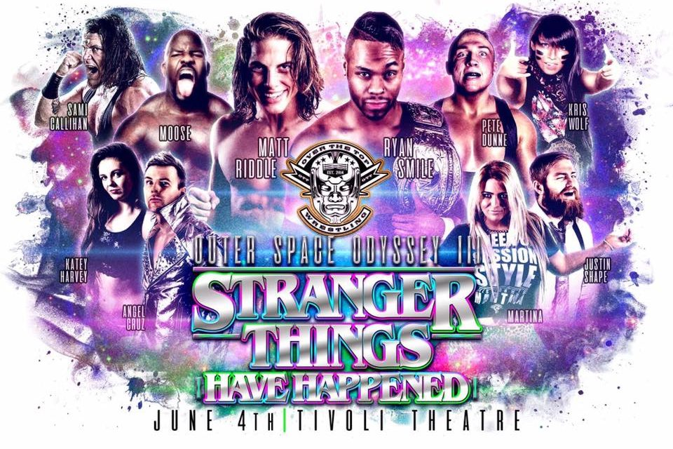 OTT Wrestling Outer Space Odyssey III Results & Review