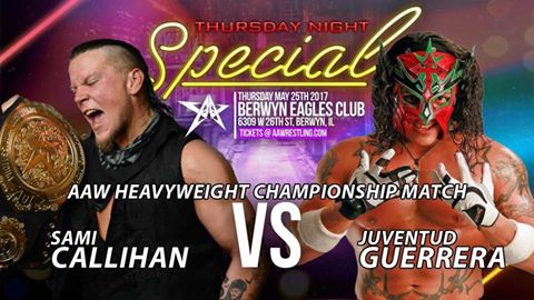 AAW Thursday Night Special (May 25) Results & Review