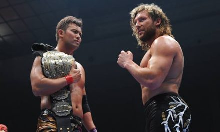 Kenny Omega Is In The Right Place At The Right Time