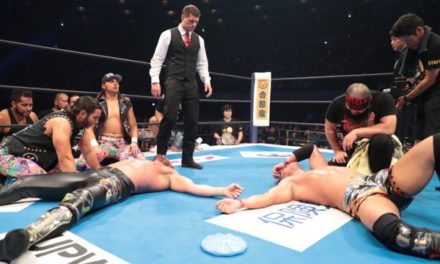 NJPW Dominion 6.11 in Osaka-jo Hall Results & Review