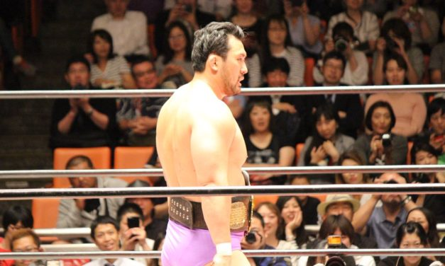 BJW Road to RYOGUKUTAN (May 25) Results & Review