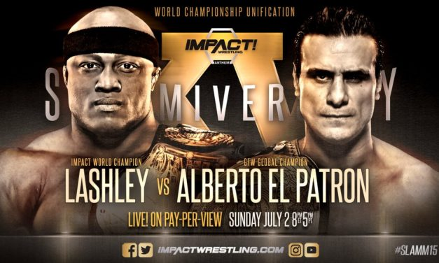 Impact Wrestling Slammiversary XV (July 2) Preview and Predictions