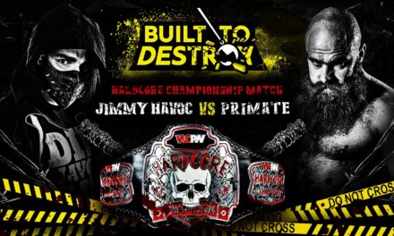 WCPW Built To Destroy 2017 Results & Review