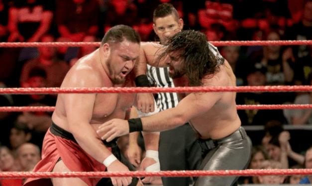 This Week in WWE TV: Samoa Joe, Lana, Lars Sullivan & more!