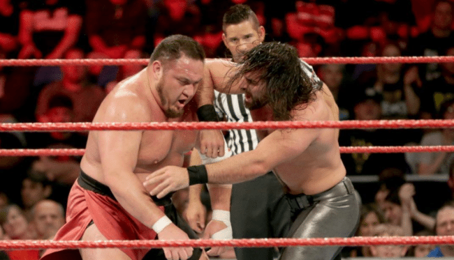 This Week in WWE TV: Samoa Joe, Lana, Lars Sullivan & more!
