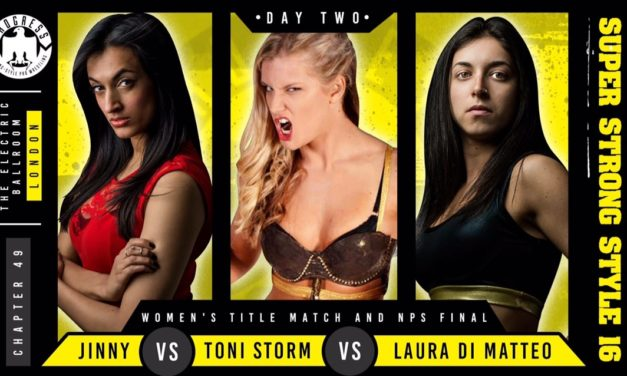 PROGRESS Wrestling Super Strong Style 16 2017 Day 2 Results & Review