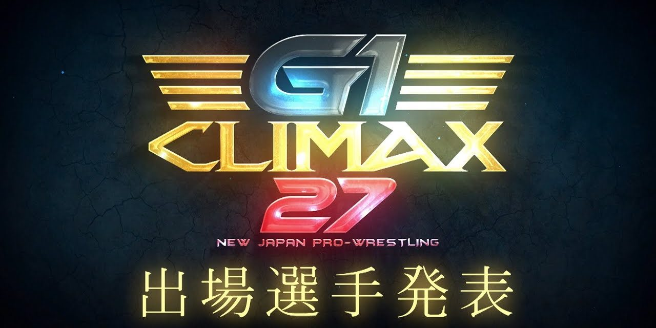 Voices of Wrestling G1 Climax 27 Pick'Em Sign-Up & Rules