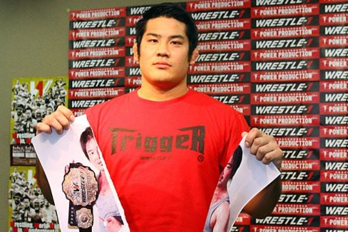 Shotaro Ashino: WRESTLE-1's Guy… or Just A Guy