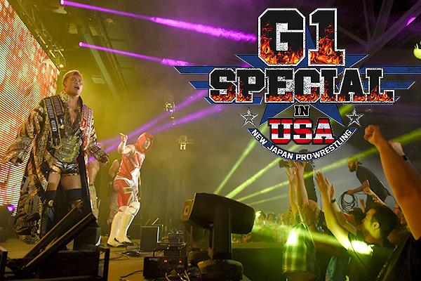 NJPW G1 Special in USA (Night 2) Results & Review