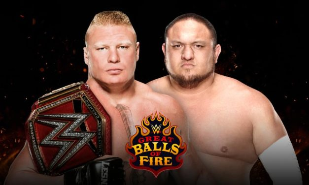 WWE Great Balls of Fire 2017 Preview & Predictions