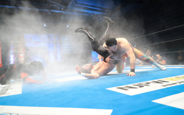 NJPW G1 Climax 27 Night 6 (July 25) Results & Review