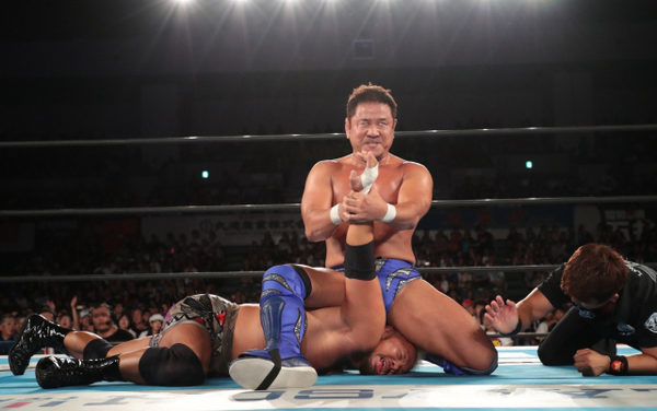 NJPW G1 Climax 27 Night 9 (July 29) Results & Review