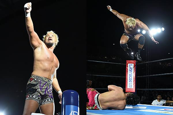 NJPW G1 Climax 27 Night 5 (July 23) Results & Review
