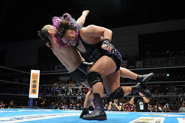 NJPW G1 Climax 27 Night 8 (July 27) Results & Review