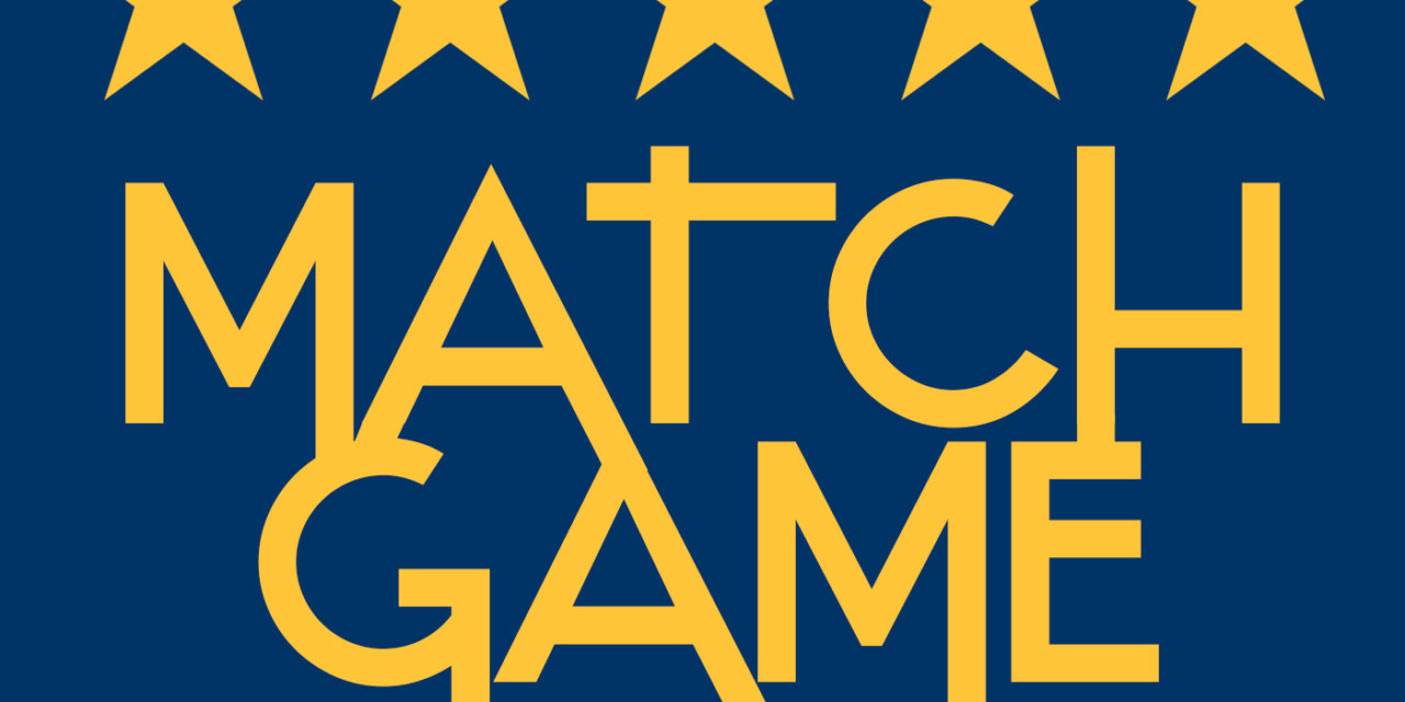 5 Star Match Game #20: February Vacation!