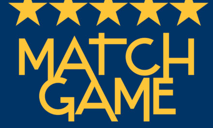 Five Star Match Game: EC-DUB! EC-DUB! EC-DUB!