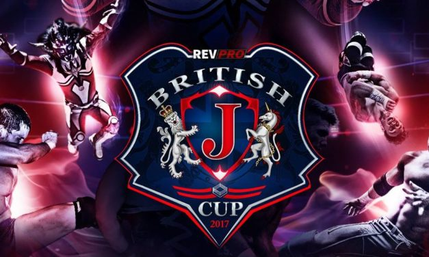 Brit Wres Roundtable: British J Cup, Shortcut to the Top & Mid-Year Awards