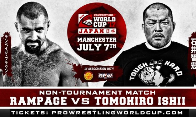 WCPW Pro Wrestling World Cup Japanese Qualifier Results & Review