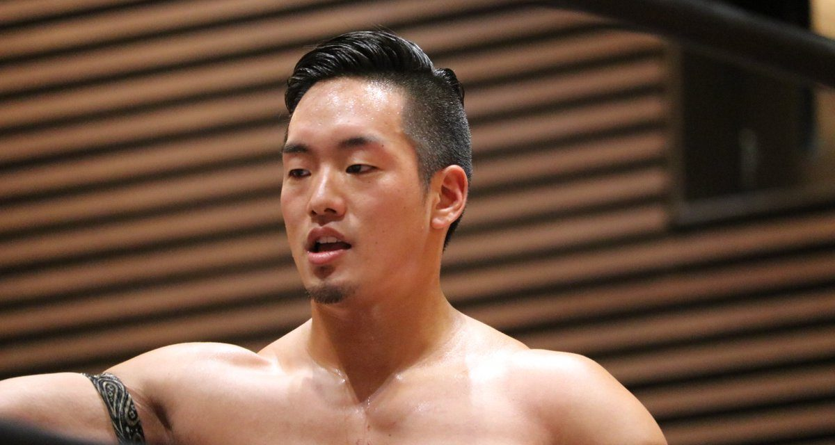 The Curious Case of Dragon Gate's T-Hawk